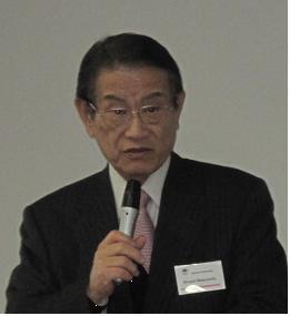 松本紘京都大学総長