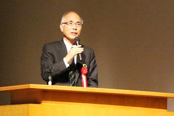 来賓ご挨拶:松田譲 COI STREAMビジョン1 ビジョナリーリーダー